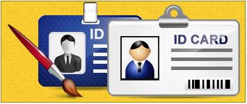 Drpu Id Cards Maker Corporate Edition Designs Id Cards Visitors Id Cards Student Id Cards