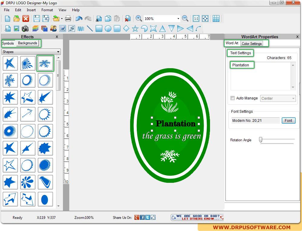 Drpu Logo Designer Software Design Business Logos Templates Icons Logo