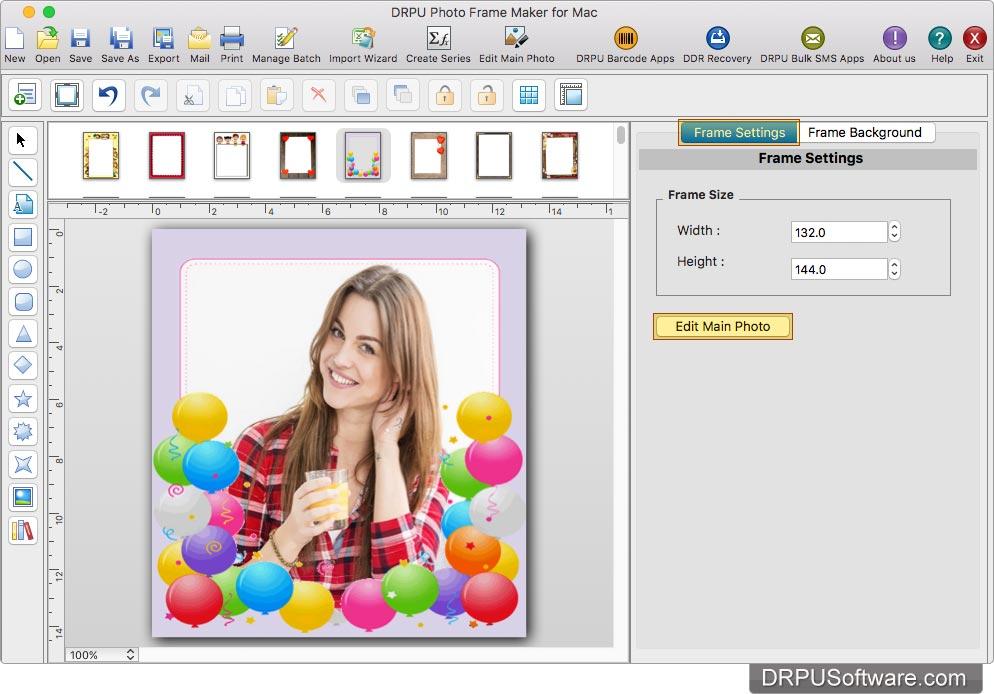 Photo Frame Editor Collage