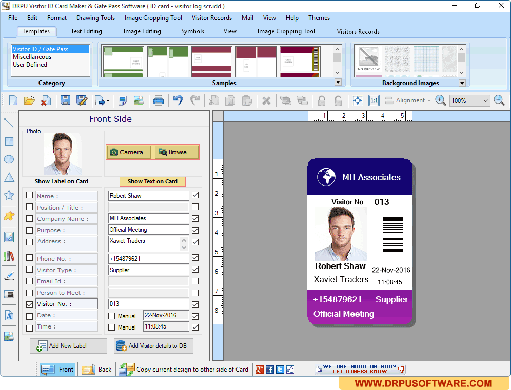 School Id Card Maker Software Free Download Full Version Most Freeware